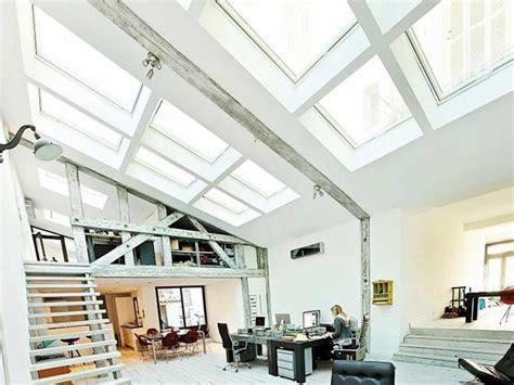 Schwingfenster Sorgen Fuer Viel Licht Im Raum by Roto Dachfenster Im Arbeitszimmer