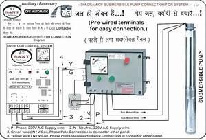 220v Pump Wiring