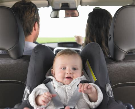 How Long To Keep Your Baby In A Rear-facing Car Seat