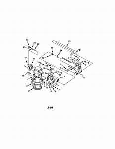 Craftsman Model 351518580 Vise Genuine Parts