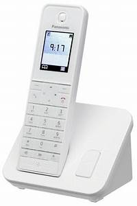 Telefon Weiß Schnurlos : panasonic kx tgh210gw ws telefon schnurlos wei portofrei bei b kaufen ~ Eleganceandgraceweddings.com Haus und Dekorationen