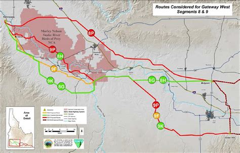 Idaho's Gateway West Power Line Moves Closer To Reality