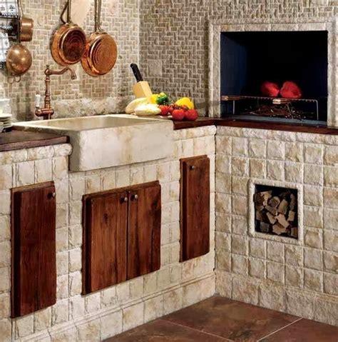 cocina estilo italiano barbacoa pinterest cocinas