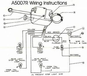 6 Volt Turn Signal Wiring Diagram