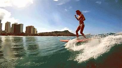 Gopro Surfing Beach Surf Water Waikiki Sports
