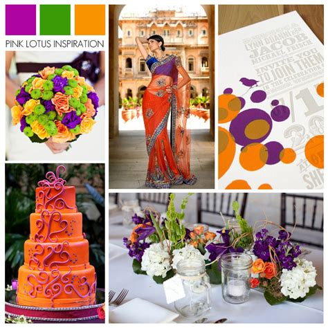 stunning orange and purple wedding colors gallery styles ideas 2018 sperr us