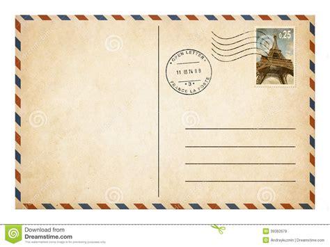 bureau de poste 14 vieille carte postale ou enveloppe avec l 39 isolat de timbre