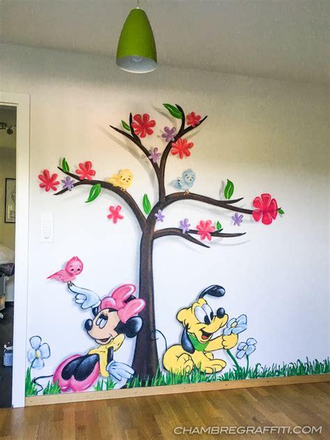 dessin mural chambre dessin mural chambre fille affordable beautiful