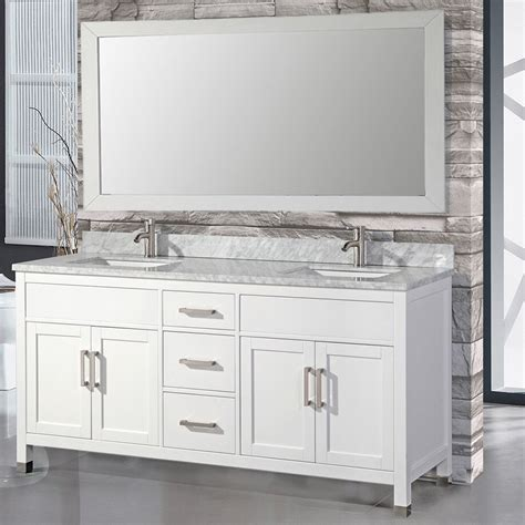 Bathroom Vanities Sink 72 by Mtdvanities Ricca 72 Quot Sink Bathroom Vanity Set With