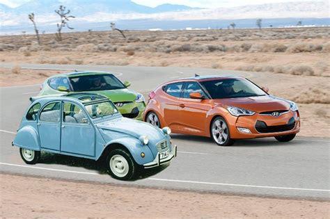 Hyundai Makes Veloster Slower To Make Veloster Turbo Seem