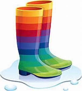 Rain Boots Clipart - Clipart Suggest
