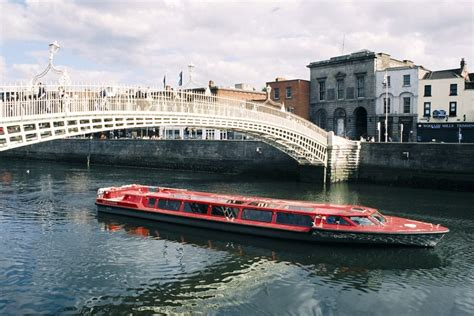 The Boat Bar Dublin by Discover Dublin By Boat