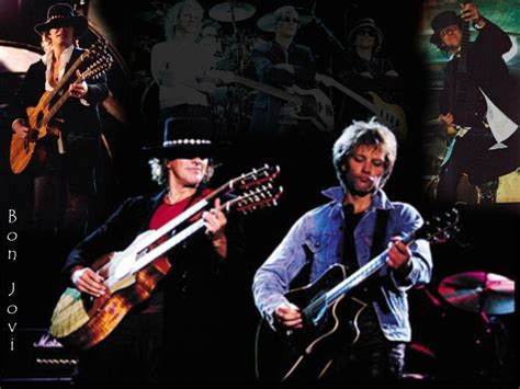 Background Collections Bon Jovi Wallpaper