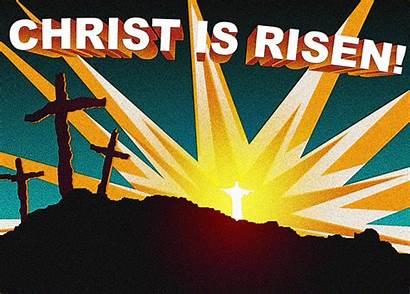 Easter Risen Christ Religious Christian Clipart Jesus