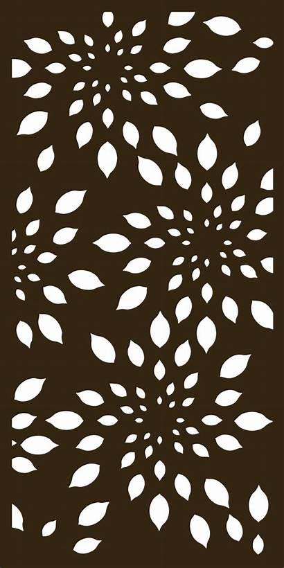 Pattern Parasoleil Drop Lemon Transparent Cnc Patterns