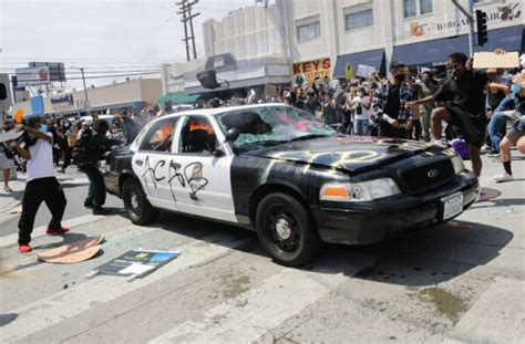 California's Top Police Chief Talks Toll of Protests ...
