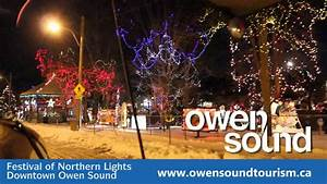 Festival Of Northern Lights  Owen Sound Ontario