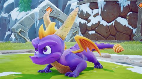 Spyro The Dragon Remastered Trilogy Coming To Ps4 Xbox