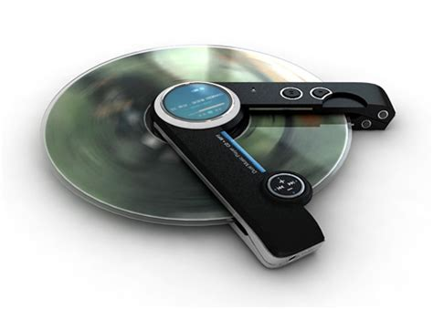 Cd Player Design by Dual Player That Plays Your Mp3 Collection Your