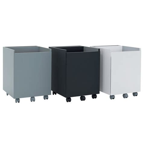 Niche 2-Drawer Mobile Vertical Filing Cabinet & Reviews