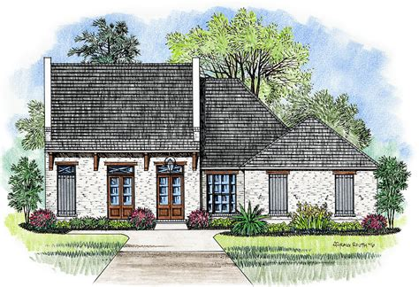 O'connor's Home Decorating Center Inc : French Country House Plans Under 2500 Sq Ft