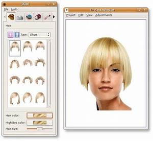 Virtual Haircuts And Makeover Software For Men Virtual