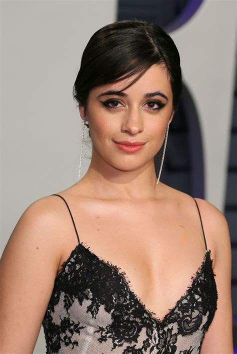 Camila Cabello Vanity Fair Oscar Party Beverly Hills