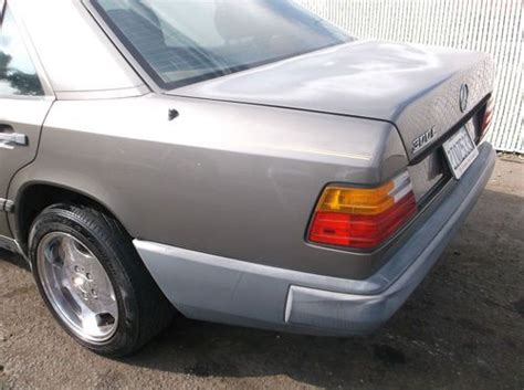 buy used 1986 mercedes 300e no reserve in orange california united states