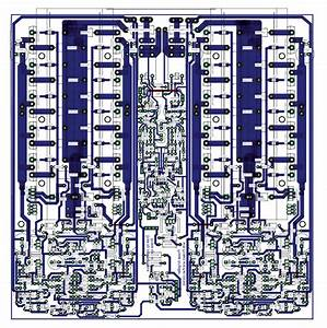 400w Stereo Marshall Leach Amplifier Circuit Diagram World