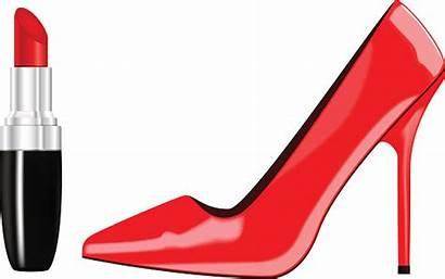 Lipstick Clipart Heel Clipartmag