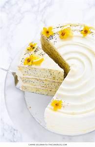 Lemon Poppy Seed Cake | The Cake Blog