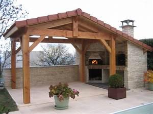 Charpente Traditionnelle Bois En Kit : abris bois clermont fd auvergne 63 castor bois ~ Premium-room.com Idées de Décoration