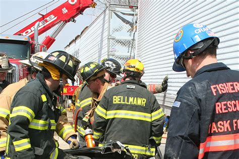 firefighter training drills  role   safety officer