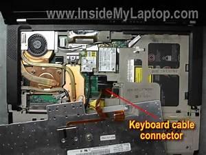 How To Replace Fan In Lenovo Thinkpad T61  U2013 Inside My Laptop