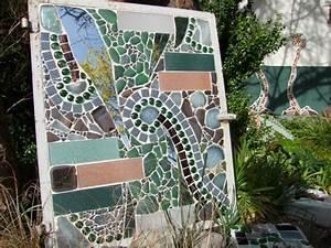 Mosaik Selber Fliesen Auf Altem Tisch : mosaike basteln so einfach geht die bunte kunst ~ Watch28wear.com Haus und Dekorationen
