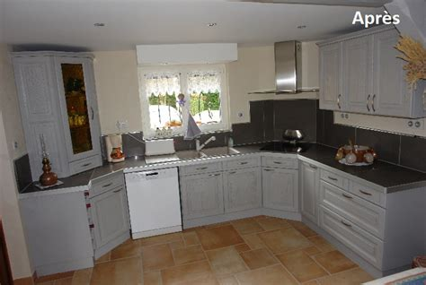 retaper armoire de cuisine avant après 4 rénovations de cuisine bienchezmoi