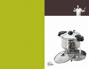 Download Wolfgang Puck Electric Pressure Cooker Bpcr0010