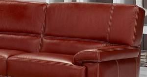Canapé Cuir Buffle : salon arezzo 3 2 en v ritable cuir de buffle fabrication italienne ~ Teatrodelosmanantiales.com Idées de Décoration