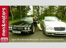 Jaguar XJR vs MercedesBenz EClass With Richard Hammond