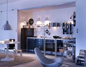 Appliques Murales Ikea : eclairer la cuisine galerie photos d 39 article 11 12 ~ Teatrodelosmanantiales.com Idées de Décoration