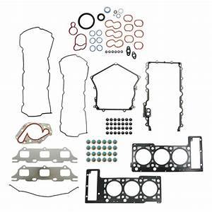Full Complete Engine Head Intake Manifold Gasket Set Kit