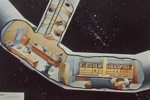Lockheed rotating space station:2 – The Unwanted Blog