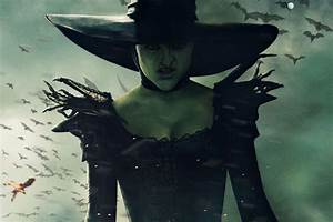 'Oz: The Great and Powerful' Poster: The Wicked Witch Gets ...