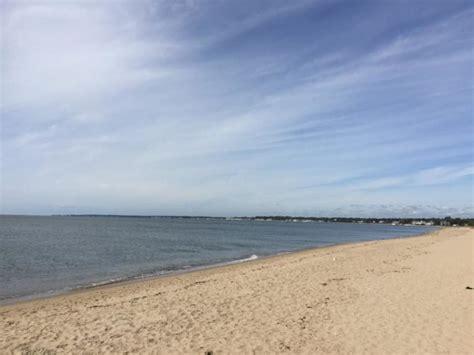 hammonasett beach state park   longest connecticut