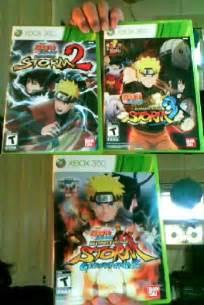 Naruto Games Xbox 360