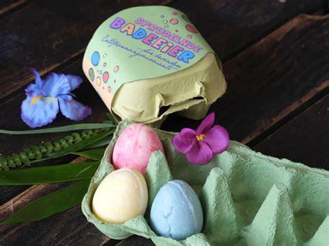 kokosöl gesichtscreme selber machen badeeier selber machen sprudelnde badekugeln zu ostern