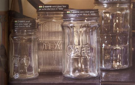 kitchen glass storage jars glass kitchen storage jars photo 10 kitchen ideas 4916