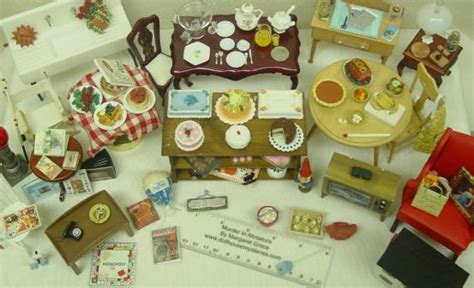 Miniature Dollhouse Projects