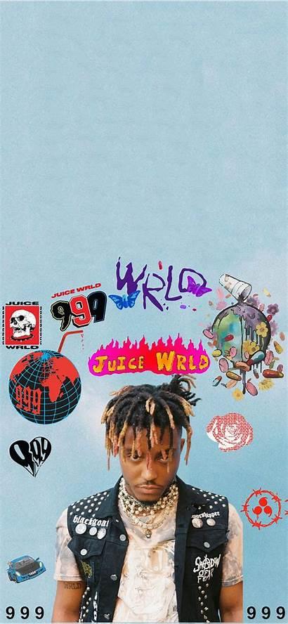 Wrld Juice 999 Wallpapers Backgrounds Juicewrld Iphone