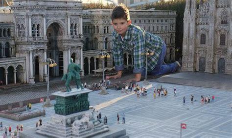 ingresso italia in miniatura italia in miniatura l emozione di sentirsi giganti per un